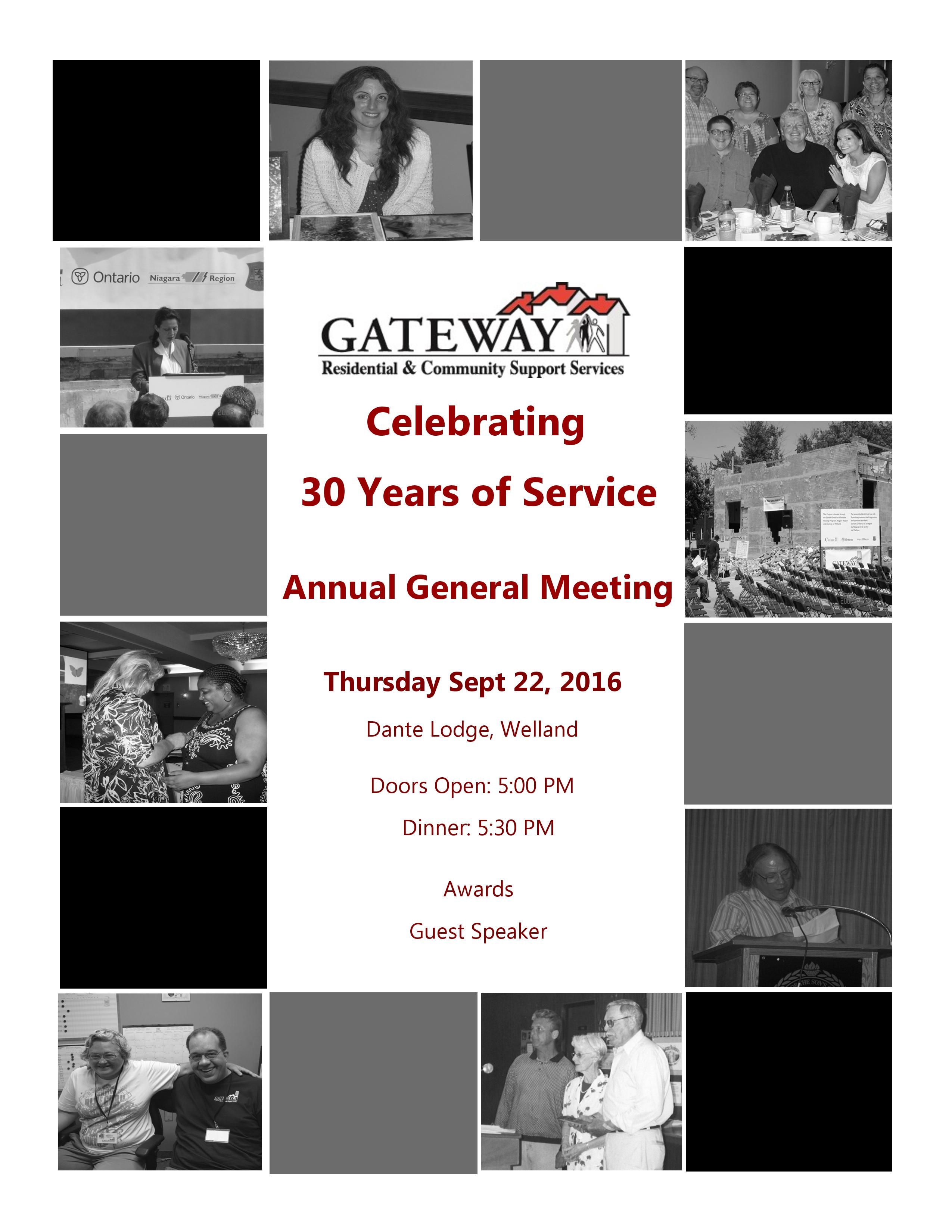 30th Annual AGM